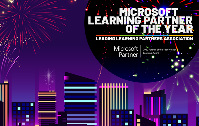 Learning 2020 Microsoft Partner of the Year